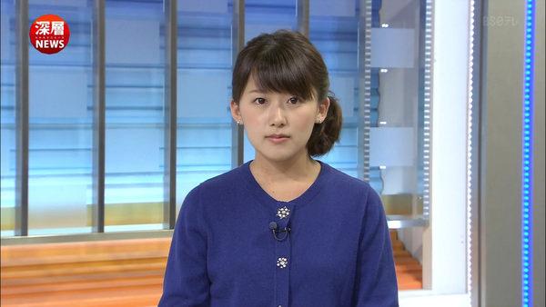 尾崎里紗アナ 7