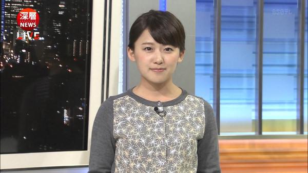 尾崎里紗アナ 8