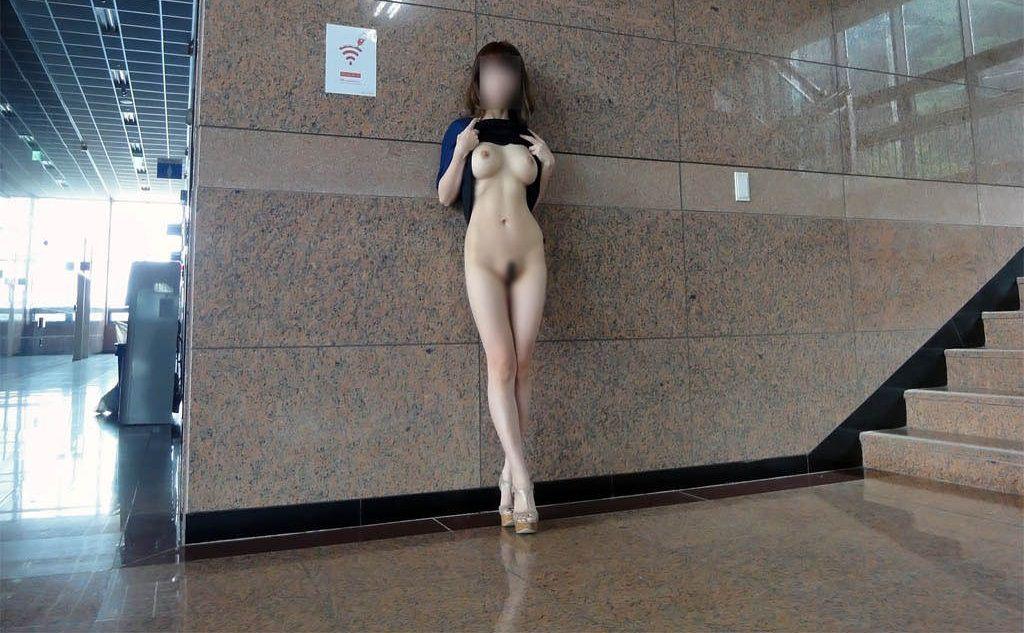 素人でスレンダー巨乳という完璧メリハリボディをした女の子