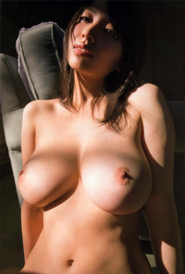 美巨乳美少女の全裸ヌード 8
