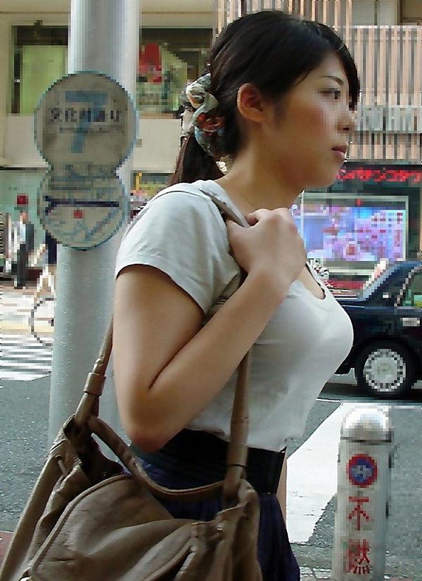 素人OLの着衣巨乳 5