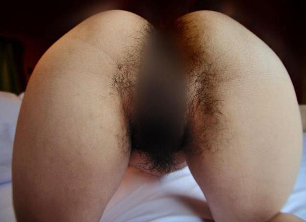 素人の剛毛マン毛 23