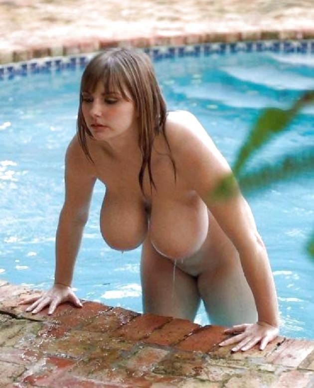 超爆乳の外国人女性 7