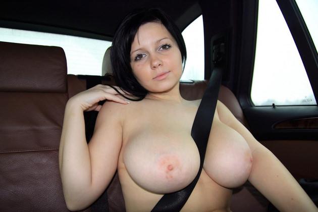 超爆乳の外国人女性 21
