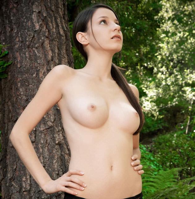 外国人美女の超美乳 11