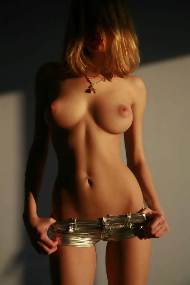 外国人美女の超美乳 15