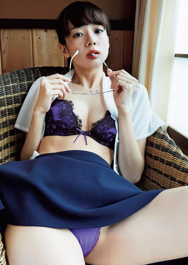 アイドル・グラドルの可愛い下着姿 27