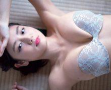 片山萌美の素晴らしき離れ乳!!ここまで完璧な離れ乳は見た事無い!!