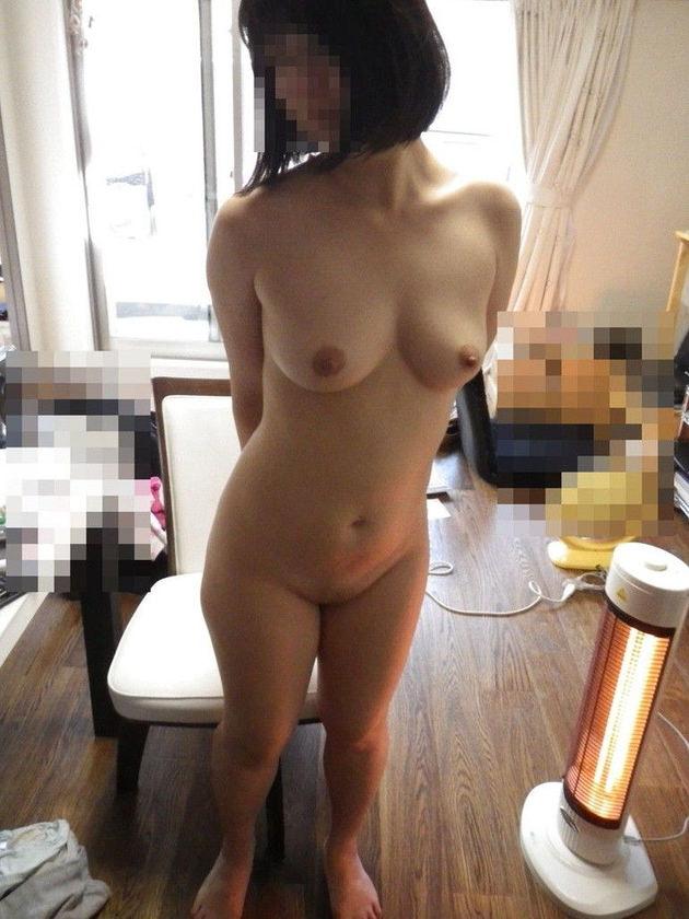 一般体型素人の全裸 3