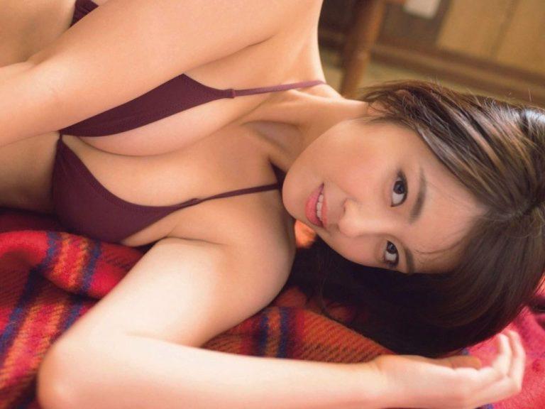 柳ゆり菜 エロ 64枚 Eカップロケット乳ゆりちゃんの過激ビキニ画像集