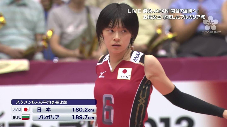 女子バレー宮下遥(18)も乳首透けきたあああああああああ!!