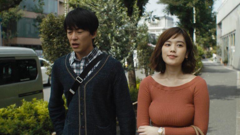 筧美和子の爆乳ドラマ・フリンジマン第3話キャプ