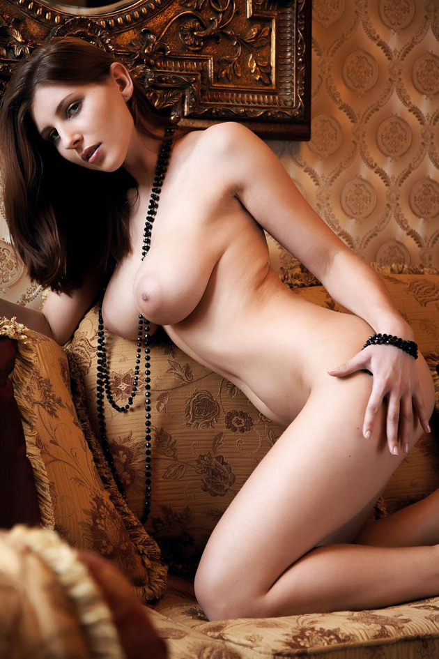 外国人美女の全裸ヌード 11