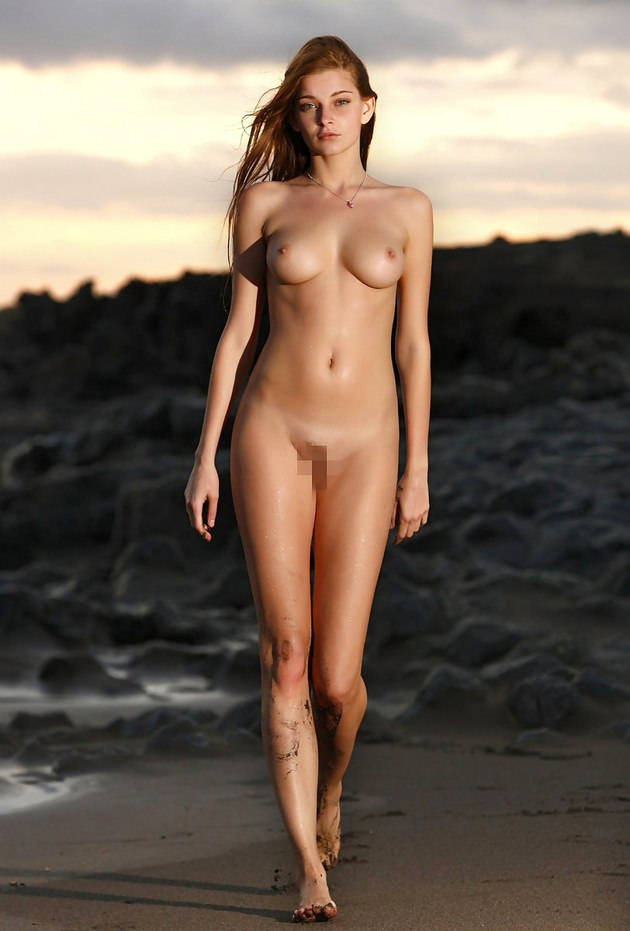 外国人美女の全裸ヌード 33