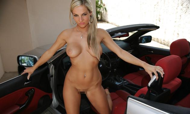 外国人美女の全裸ヌード 35