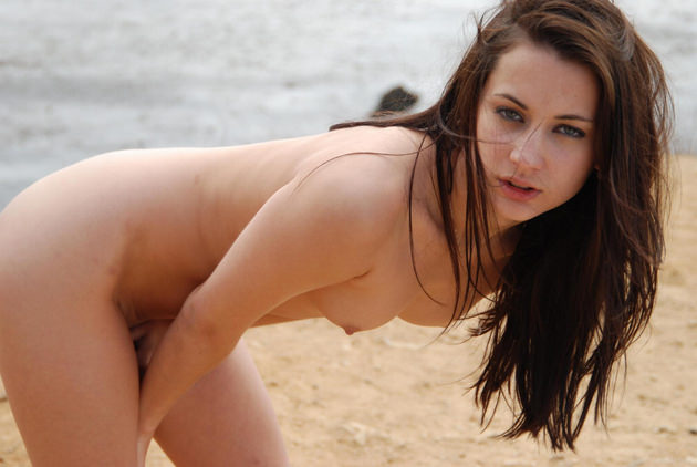 外国人美女の全裸ヌード 41