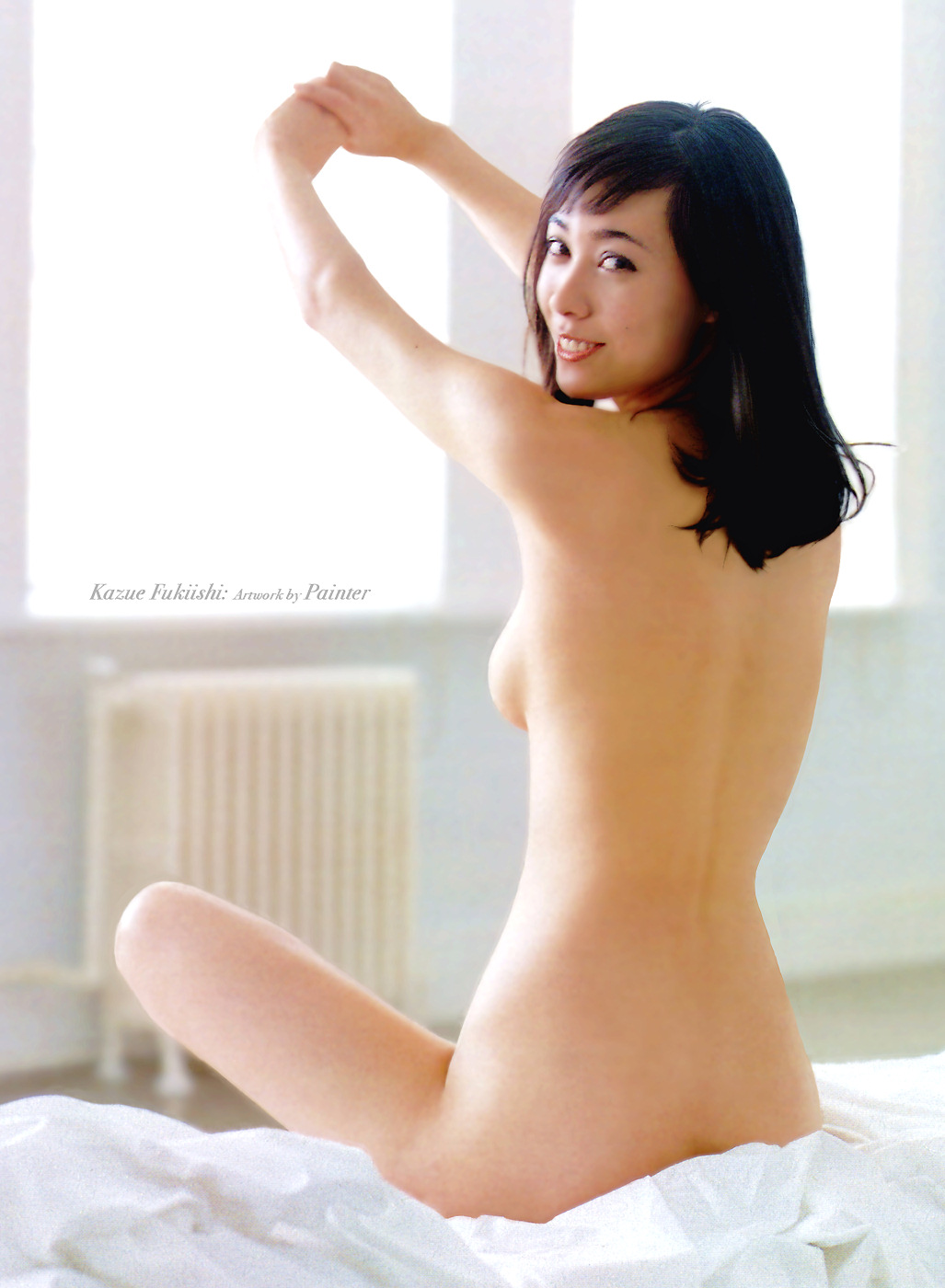 吹石一恵さんのFカップセミヌード画像50枚