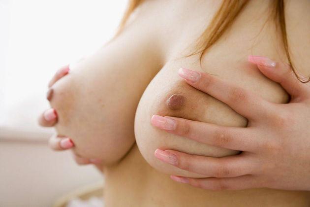 巨乳の接写 4
