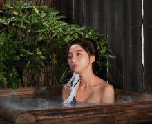 篠田麻里子が水戸黄門で入浴シーン! お色気担当のくノ一・誌乃役で出演。