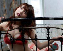 【画像】都丸紗也華のむっちりボディが色白巨乳好きにドストライク!!