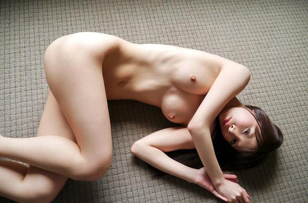 かわいい女の子の全裸 26