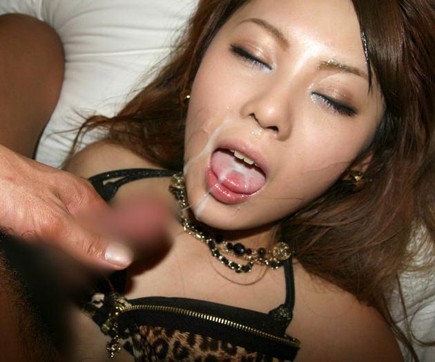 口内発射・舌射 18
