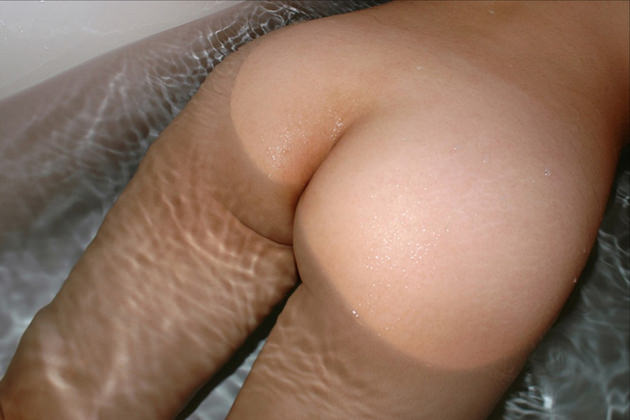ムチムチ美尻のドアップ 21