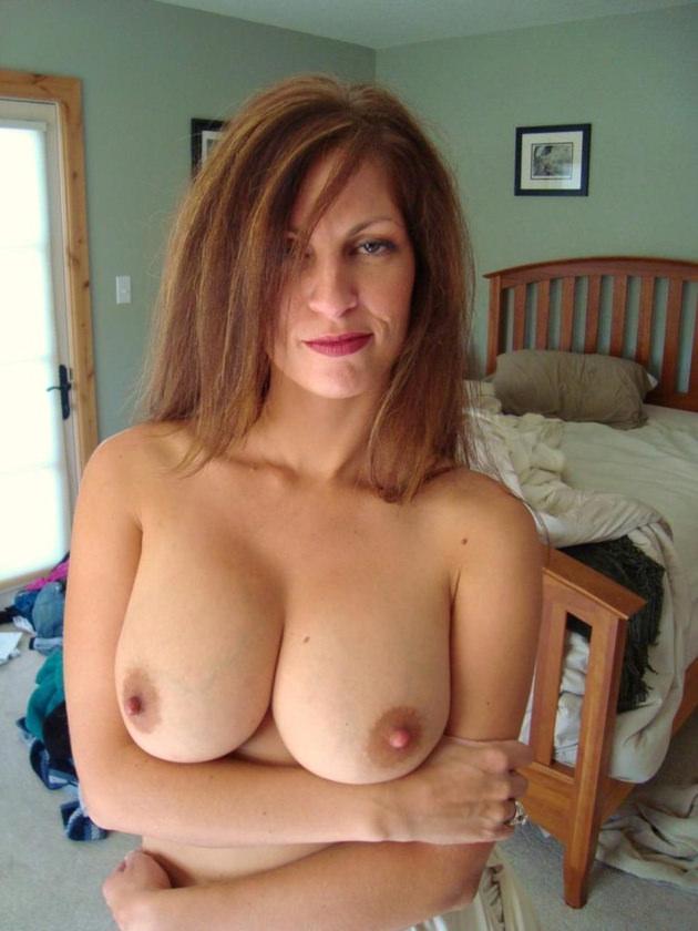 外国人熟女の全裸ヌード 8