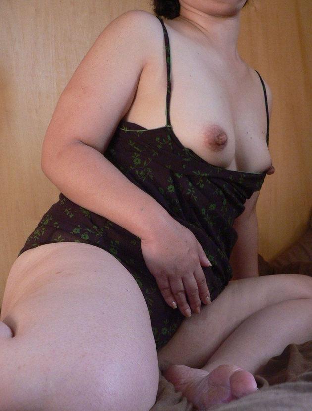 40代素人熟女の裸 8