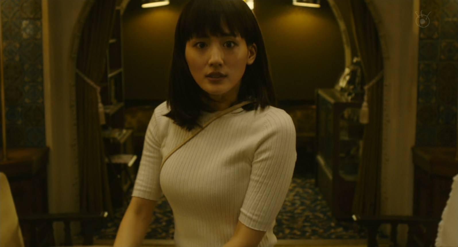【本能寺ホテル】綾瀬はるかの特大おっぱいがドスケベ過ぎww