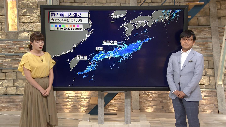 【画像】『報ステ』三谷紬アナの最新爆乳お天気きたあああああああああああああああああ