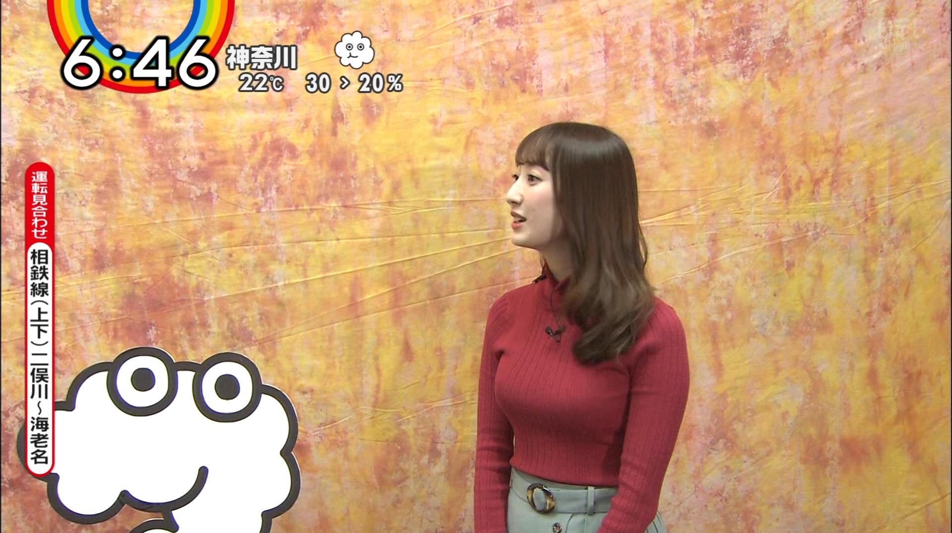 團遥香ほか 凶悪なニットお乳&疑似フェラチオ素材「ZIP☆」色っぽい写真まとめ