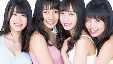 NMB48上西怜とSKE48小畑優奈がお乳放り出してるんだが。
