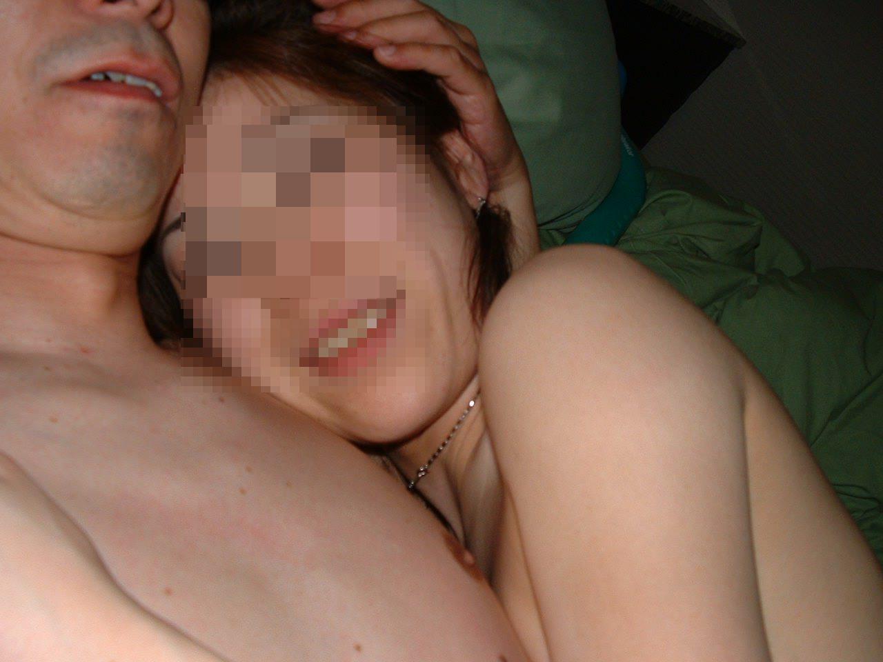 【人妻】ラブホで不倫する不貞の素人妻 画像31枚