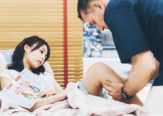 (写真)宇垣美里アナの「ヌける4枚」選んだぞ☆