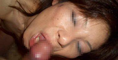 熟女の下品なフェラ顔画像30枚!おしゃぶりが大好きな素人ババアのお顔拝見www