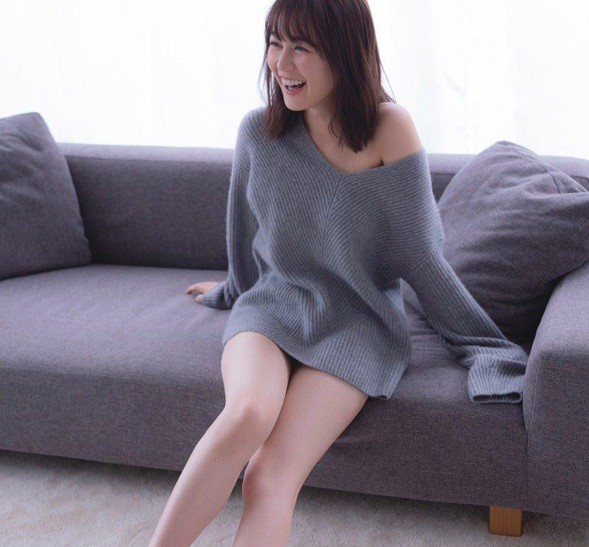 (GIF写真)生田絵梨花ちゃんの乳揺れムービーが超最高だと話題に☆