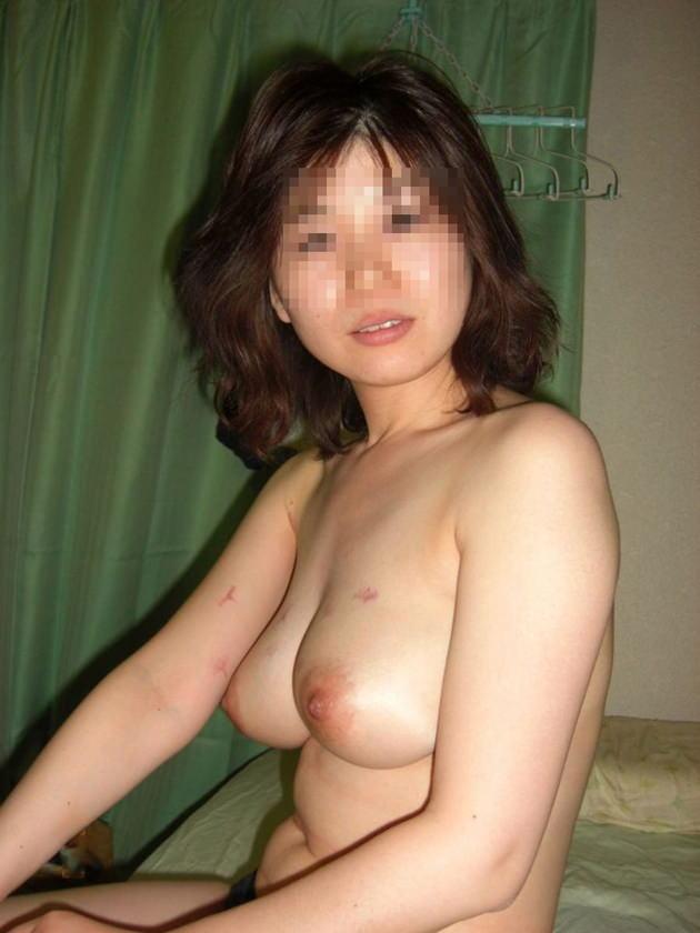 素人美熟女ヌード 3