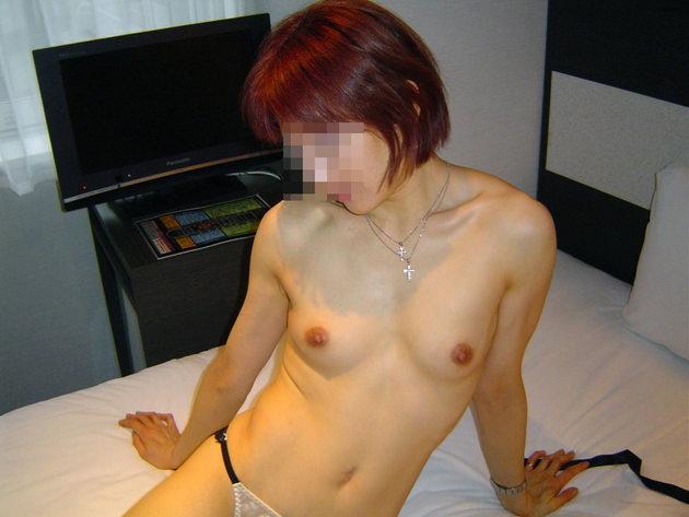 素人美熟女ヌード 7