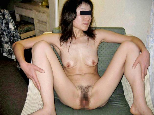ラブホで撮った熟女の全裸 35