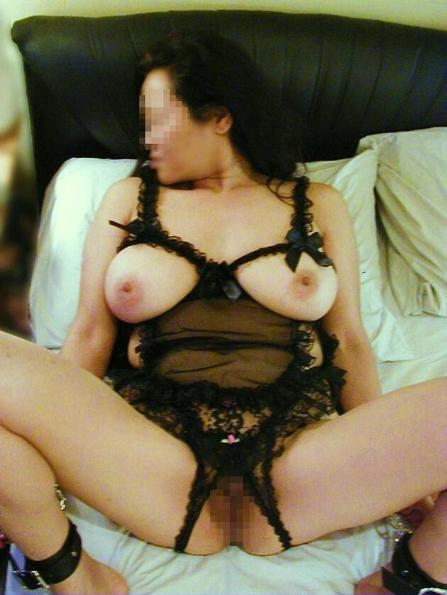 熟女のセクシーランジェリー 3