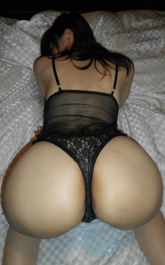 熟女のセクシーランジェリー 7