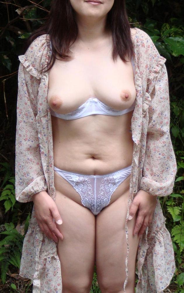 熟女のセクシーランジェリー 13