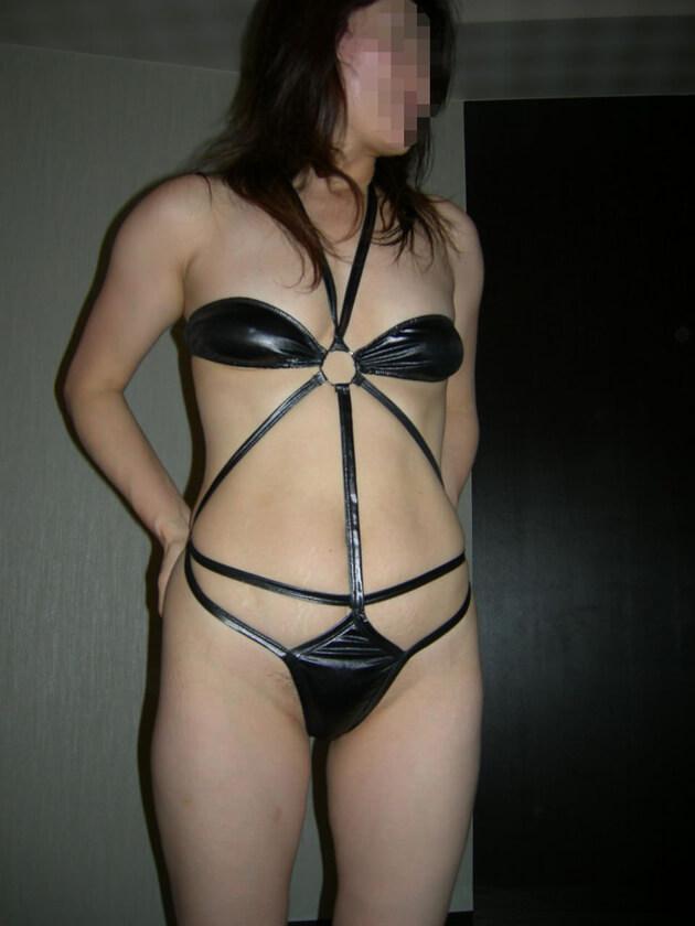 熟女のセクシーランジェリー 45