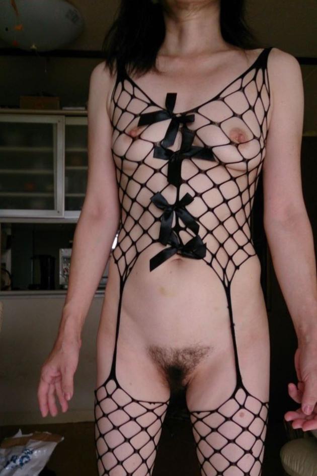 熟女のセクシーランジェリー 53