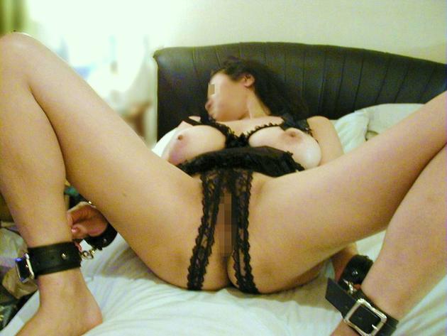 熟女のセクシーランジェリー 58
