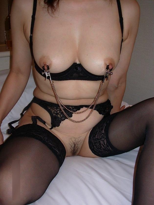 熟女のセクシーランジェリー 71