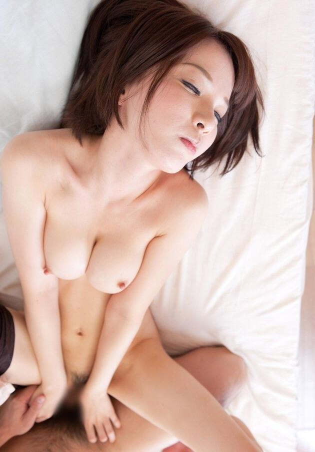 色白美少女のセックス 16