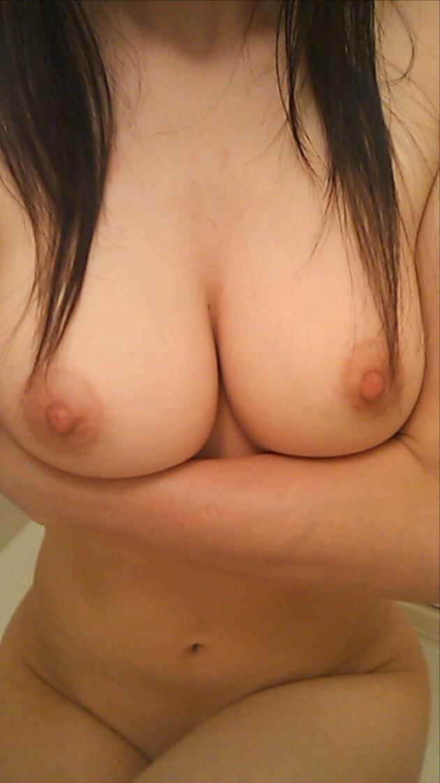 素人の美巨乳 46