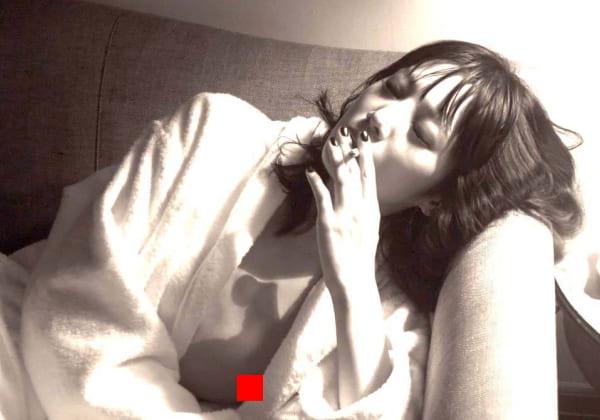 【お宝】夏帆(29)Fカップチクビを 思いっきりポロしてたwwwwwwww(画像あり)